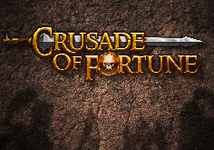 Crusade Of Fortune Pokie Logo
