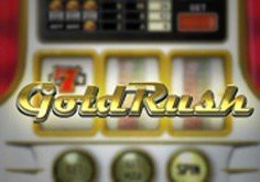 Gold Rush Pokie Logo