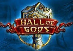 Hall Of Gods Pokie Logo
