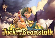 Jack And The Beanstalk Pokie Logo