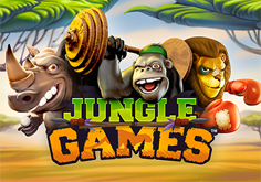 Jungle Games Pokie Logo