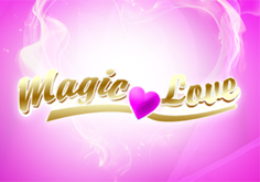 Magic Love Pokie Logo
