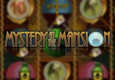 Mystery At The Mansion Pokie Logo