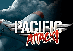 Pacific Attack Pokie Logo
