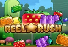 Reel Rush Pokie Logo