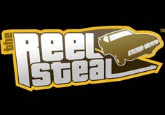 Reel Steal Pokie Logo