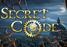 Secret Code Pokie Logo