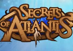Secrets Of Atlantis Pokie Logo