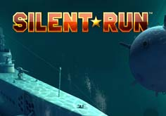 Silent Run Pokie Logo