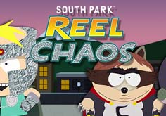South Park 8211 Reel Chaos Pokie Logo