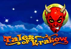 Tales Of Krakow Pokie Logo