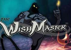 The Wish Master Pokie Logo