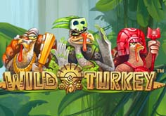 Wild Turkey Pokie Logo