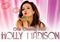 An Evening With Holly Madison Pokie Logo