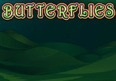 Butterflies Pokie Logo