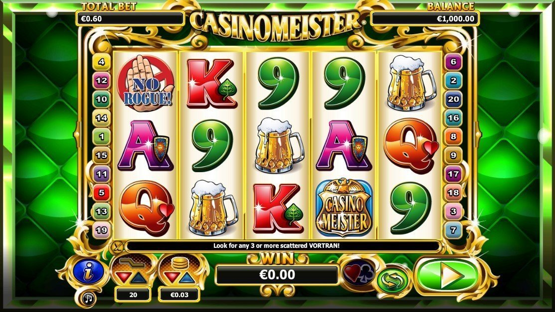 Casinomeister Pokie