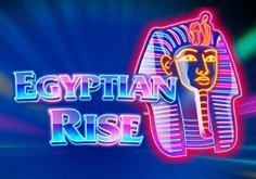 Egyptian Rise Pokie Logo