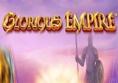 Glorious Empire Pokie Logo