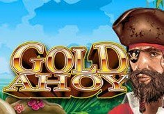 Gold Ahoy Pokie Logo