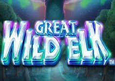 Great Wild Elk Pokie Logo