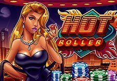 Hot Roller Pokie Logo
