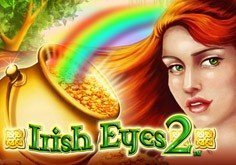 Irish Eyes 2 Pokie Logo