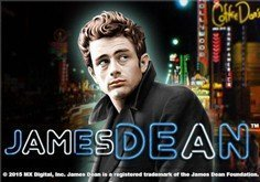 James Dean Pokie Logo