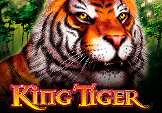 King Tiger Pokie Logo
