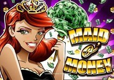 Maid O 8217 Money Pokie Logo