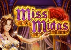 Miss Midas Pokie Logo