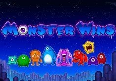 Monster Wins Pokie Logo