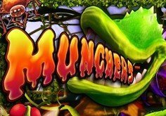 Munchers Pokie Logo