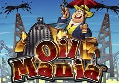 Oil Mania Pokie Logo