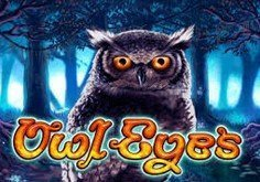 Owl Eyes Pokie Logo
