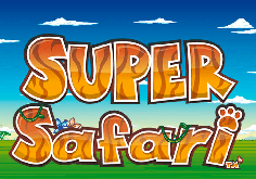 Super Safari Pokie Logo