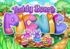 Teddy Bears Picnic Pokie Logo