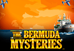 The Bermuda Mysteries Pokie Logo