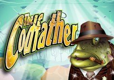 The Codfather Pokie Logo