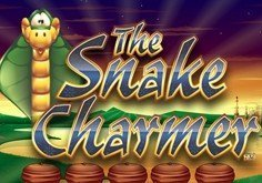 The Snake Charmer Pokie Logo