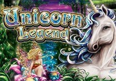 Unicorn Legend Pokie Logo