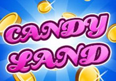 Candy Land Pokie Logo
