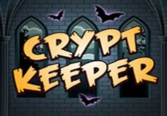 Crypt Keeper Pokie Logo