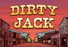 Dirty Jack Pokie Logo