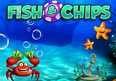 Fish 038 Chips Pokie Logo