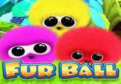 Fur Ball Pokie Logo