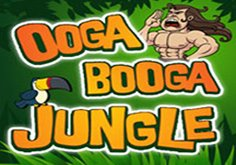 Ooga Booga Jungle Pokie Logo