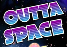 Outta Space Pokie Logo