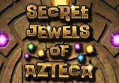 Secret Jewels Of Azteca Pokie Logo