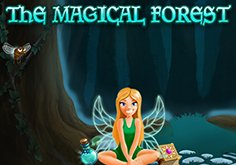 The Magical Forest Pokie Logo