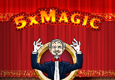 5x Magic Pokie Logo